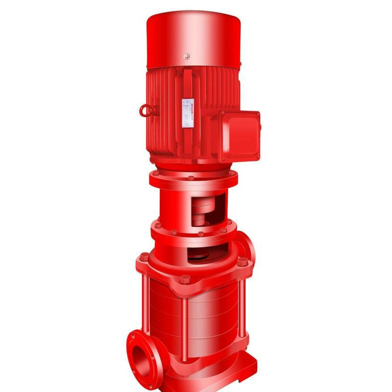 宁夏立式多级消防泵