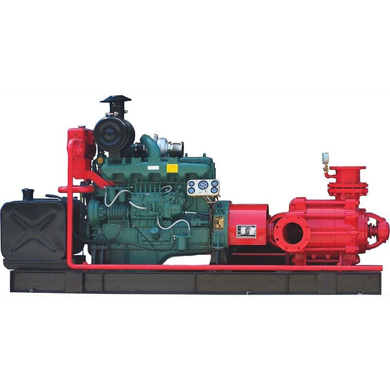 宁夏柴油机消防泵