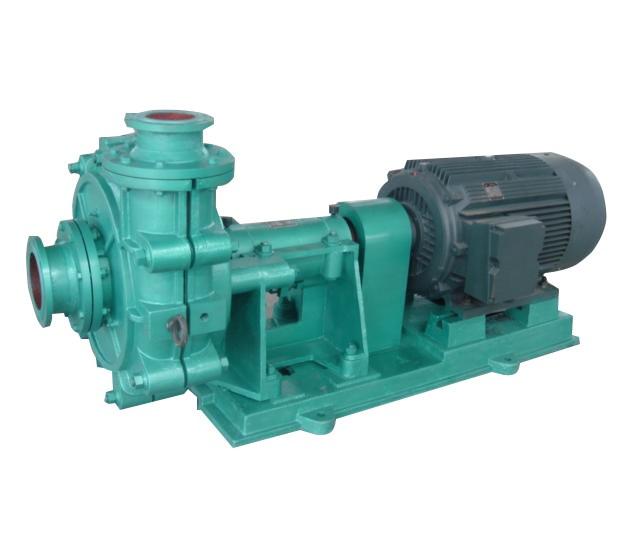新疆高耐磨渣浆泵