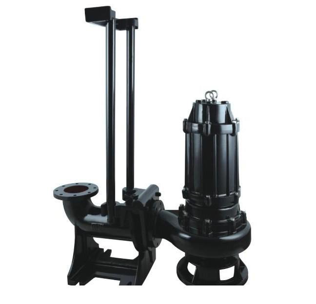自动耦合式潜污泵