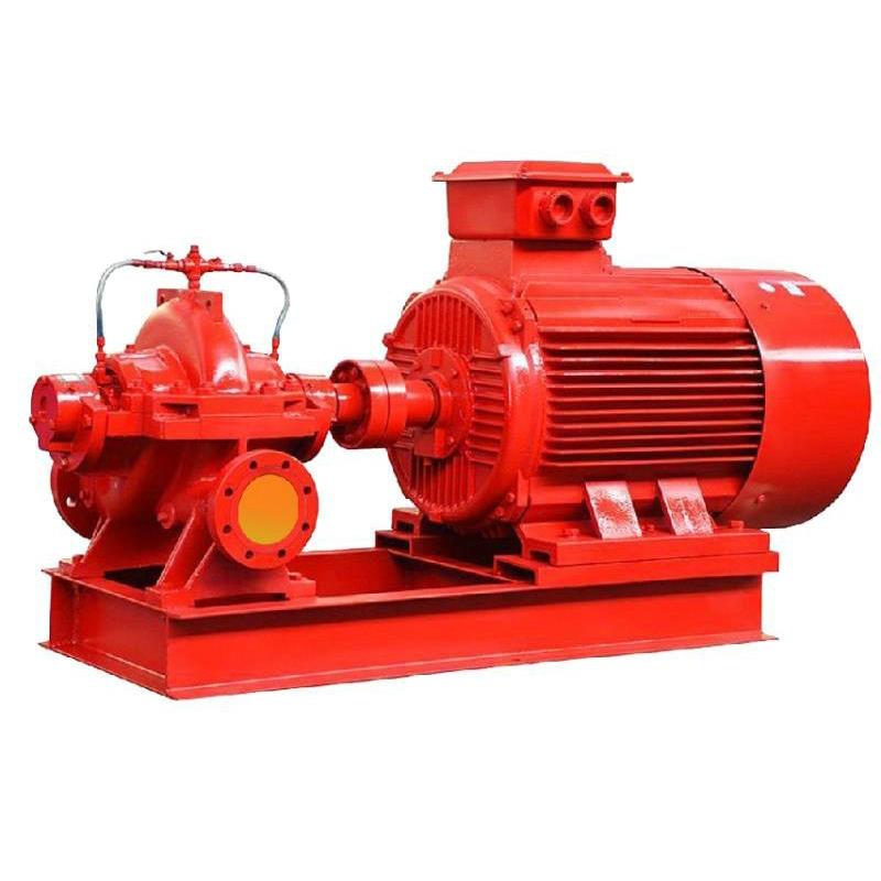 宁夏消防泵
